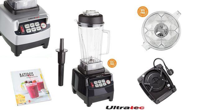 Batidora de vaso profesional Ultratec