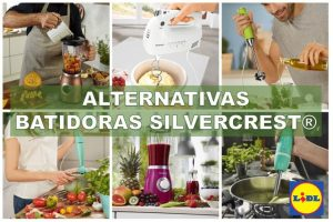 Mejores alternativas de batidoras Silvercrest LIDL