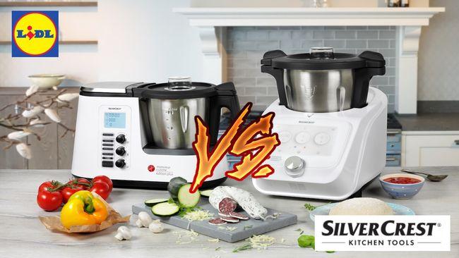 Robot de cocina silvercrest de lidl precios y - Robot de cocina monsieur cuisine plus ...