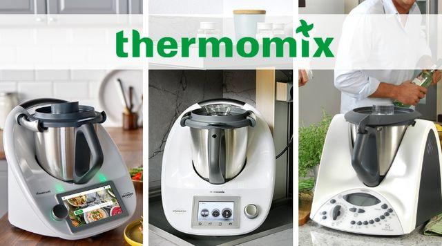 Alternativas a thermomix tm5
